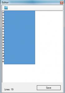 list pasted netpeak