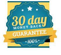 30 Day Money Back Gurantee