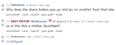 reddit feedback 1