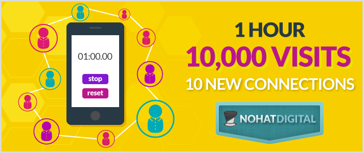 1-Hour-10000-Visits-10-New-Connections-POST-illustration