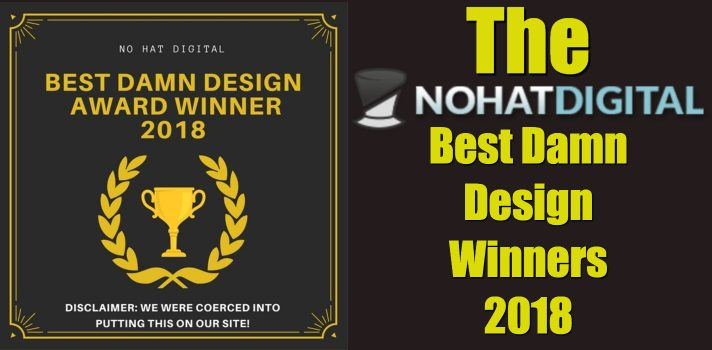 Best Damn Design Award Winners